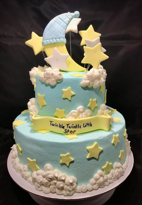 Cake by Heather Richter Eisterhold of Have Something Sweet