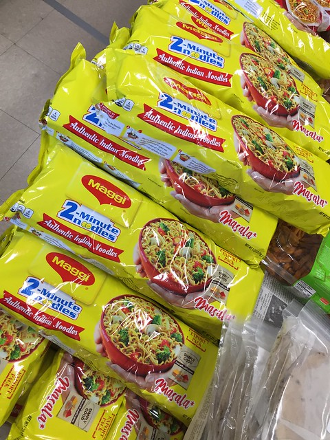 Maggi 2-Minute Noodles