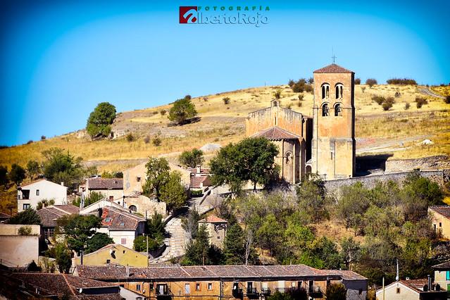 Iglesia románica de San Salvador | Sepúlveda | Segovia