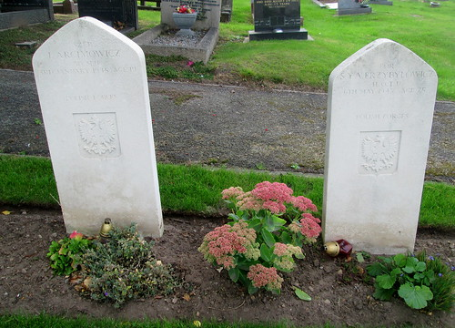Polish War Graves, Hawarden