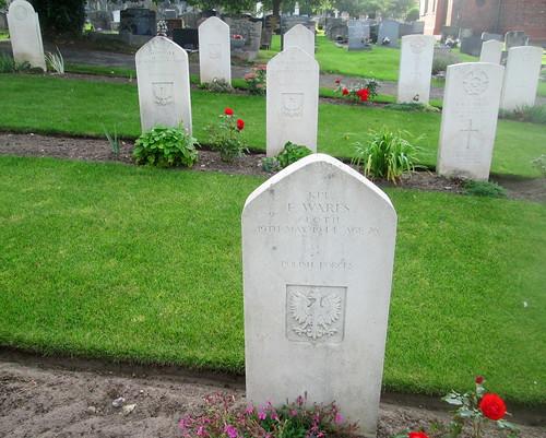 Polish War Grave, Hawarden