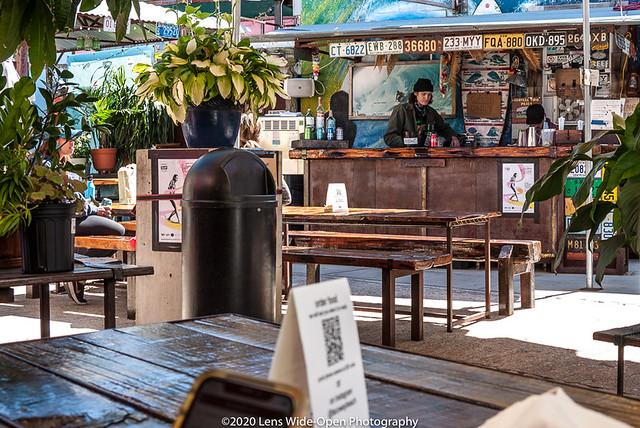 Rockaway Beach Surf Club Bar (Day 190)