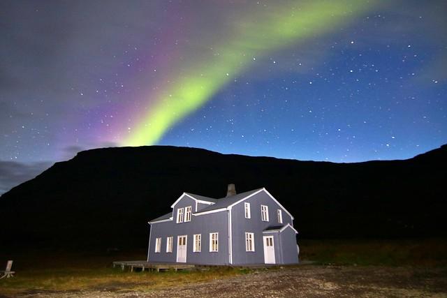 Northern Lights 14.9.2020 #2