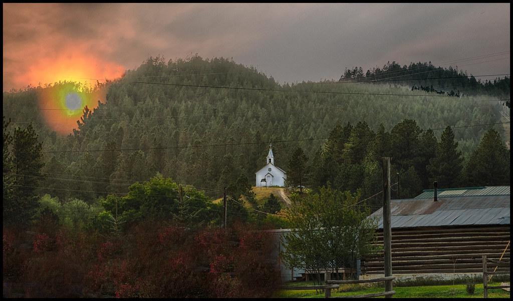 9-18-20 - I've seen it rainin' fire in the sky - Zortman Montana - population 43