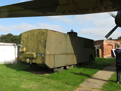 marktriumphman posted a photo:	            00ET20 Foden Water Cannon at Fort Paull 17-9-20