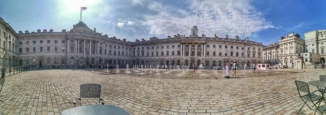 Somerset House.