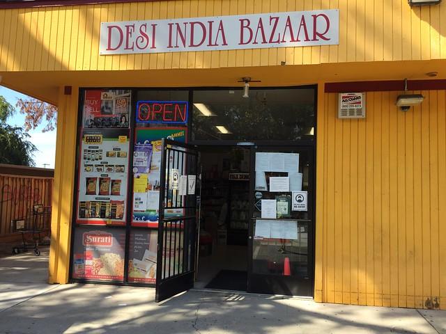 Desi India Bazaar