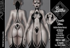 Lilithe'// Cenobite Tattoos @ Warehouse Sale