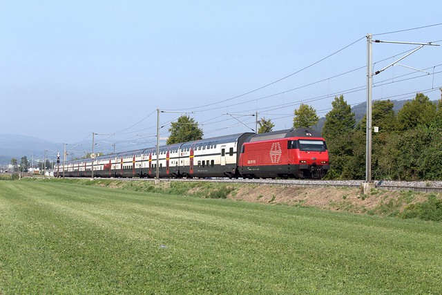 SBB Re 460 019 Sissach