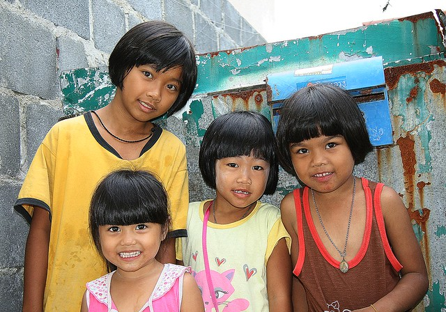 girls from two families
