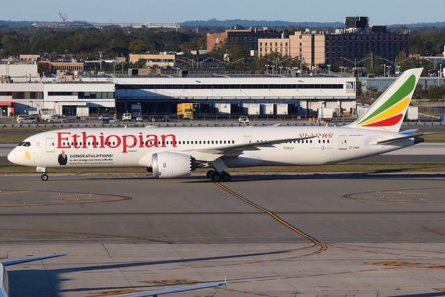 ET-AUR | Boeing 787-9 Dreamliner | Ethiopian Airlines