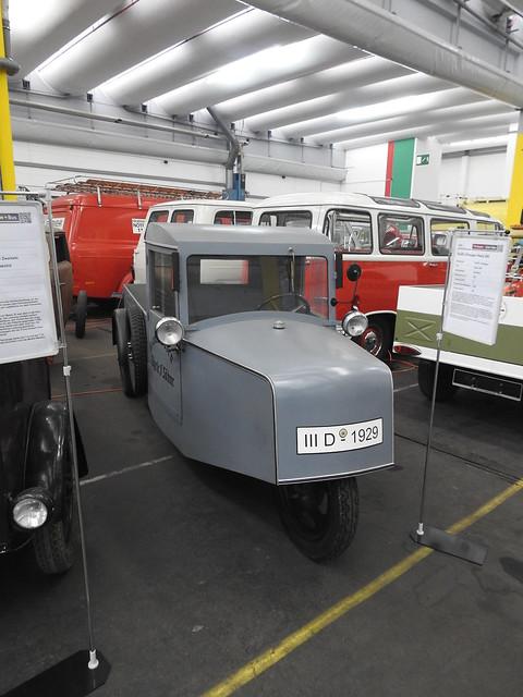 Rollfix Eilwagen Heck 200