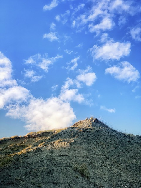 Overcombe Landslip