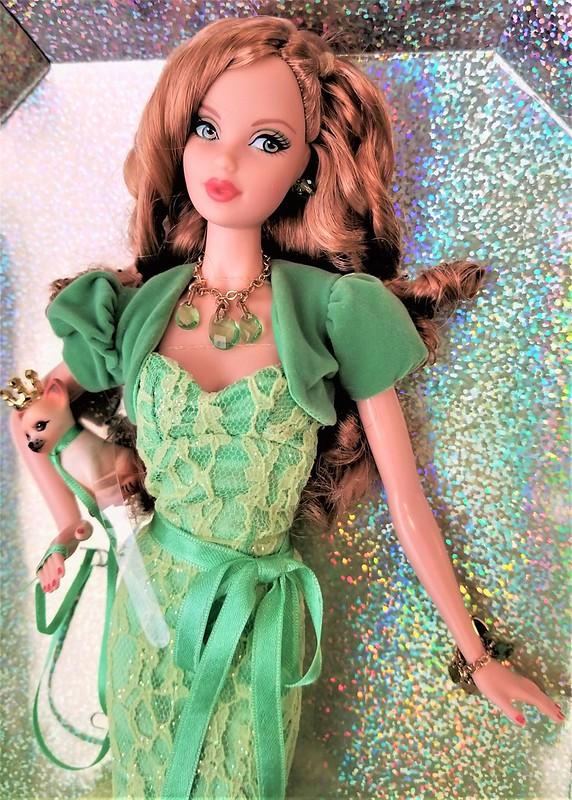 Barbie Birthstone