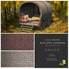 {YD}Autumn Caravan