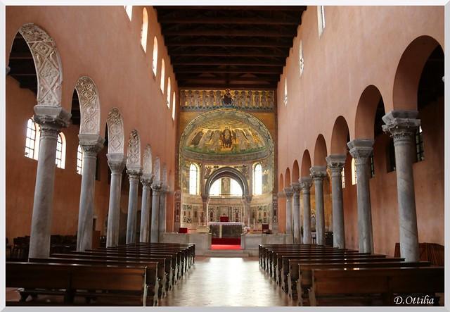 Croatia - Poreč - Euphrasian Basilica