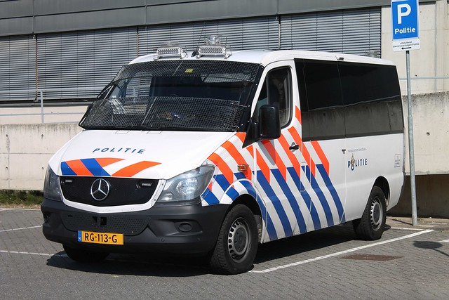 Politie | Eenheid Limburg | Team Crisisbeheersing | RG-113-G
