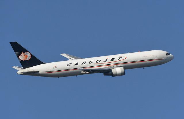 C-FPIJ Boeing B767-33A(SF) EGLL 14-09-20