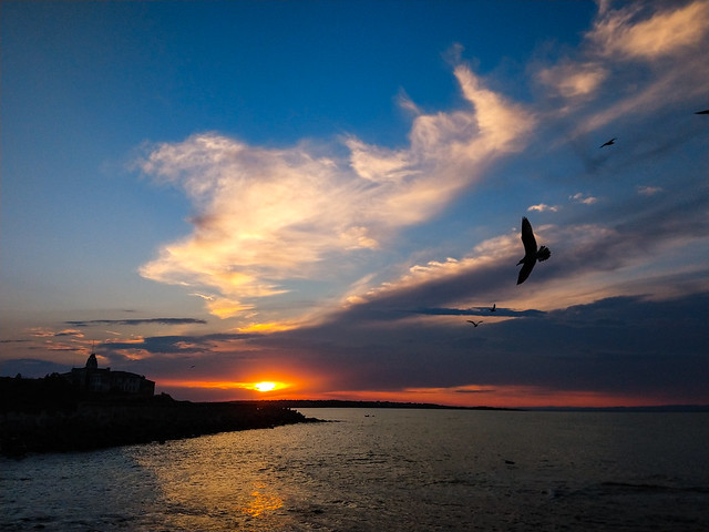 Sunset @ Sozopol