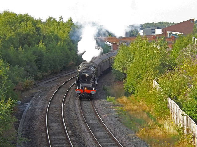 46233 - CME - St Helens Central 27-7-2013