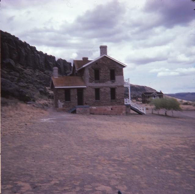 Fort Davis National Historic Site - 1974