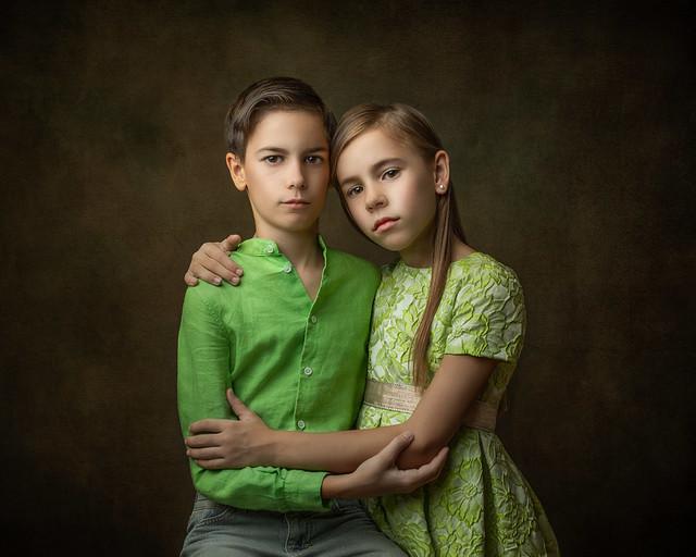 Siblings 💚