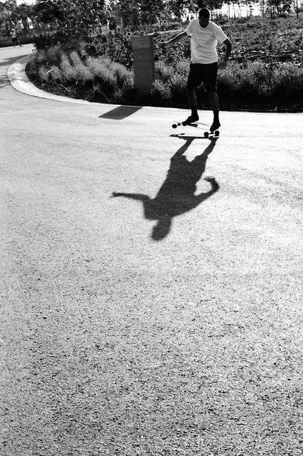 Skate Madrid Rio - Kodak Retina Reflex III