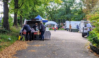 Ashton-on-Ribble monthly farmers market | by Tony Worrall
