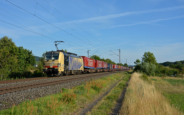 Lokomotion 193 777 - Thüngersheim