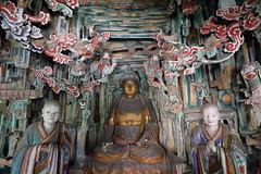 Xuankong Si, Hangseng, Shanxi, China