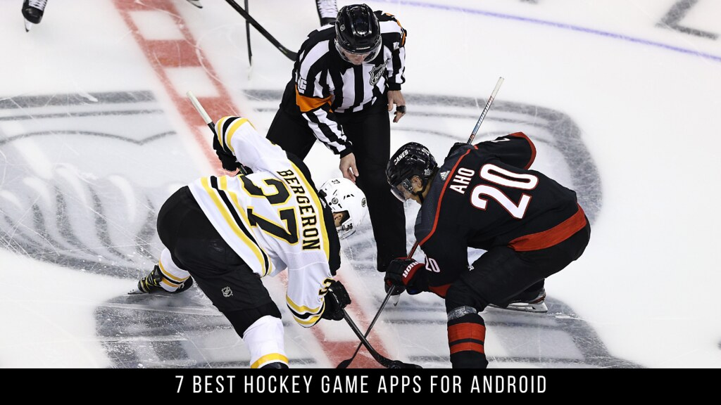 7 Best Hockey Game Apps For Android