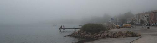 Bouzigues fog