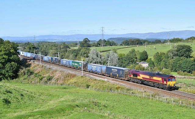DB Cargo Intermodal_4M30_Great Strickland, Cumbria_190920_01