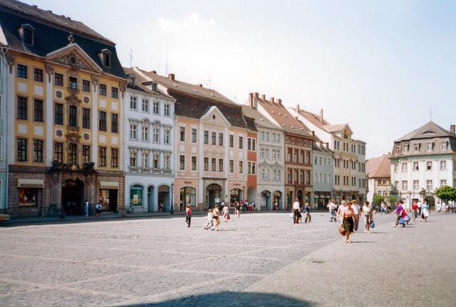 Zittau - Platz der Jugend (Markt)
