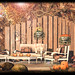 Dreamland Designs - DD Woodland Autumn Complete Outdoor Scene