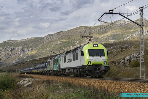 Bitracs CAPTRAIN | by trenSalamanca