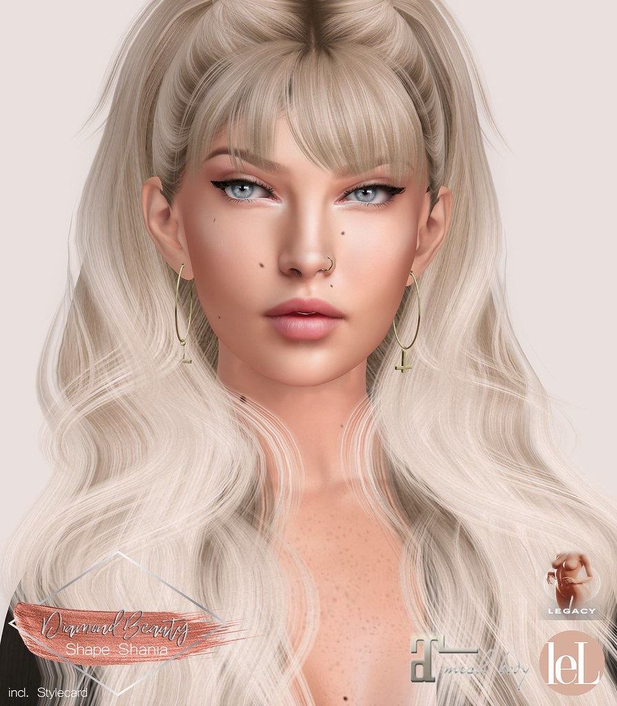 Diamond Beauty – Shape Shania (LeLutka Fleur)