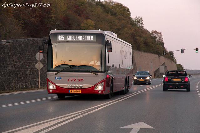 Bunte Buswelt - Mertert