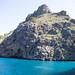 Uno de los muchos picos bonitos que había por Sa Calobra