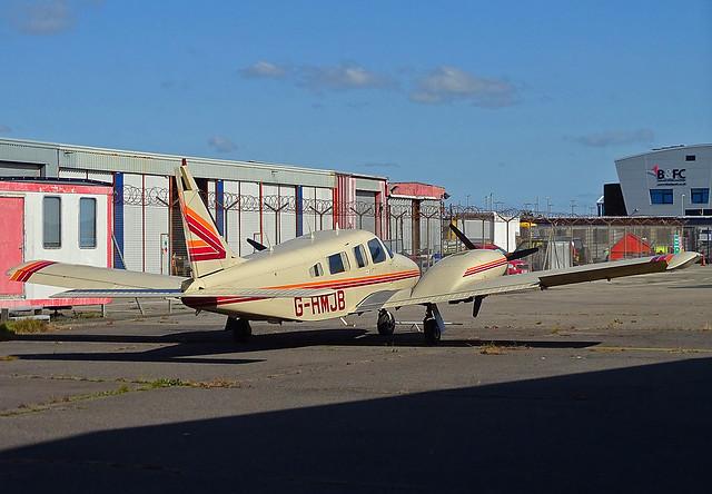 G-HMJB Piper PA-34 Seneca