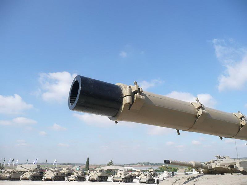 Merkava Mk II