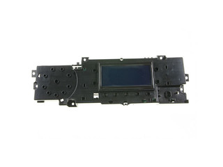 Modulo display LCD 95x295mm lavatrice Whirlpool Indesit 482000072448