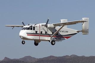 N53NS SH33 Skydive Arizona MZJ 20070910