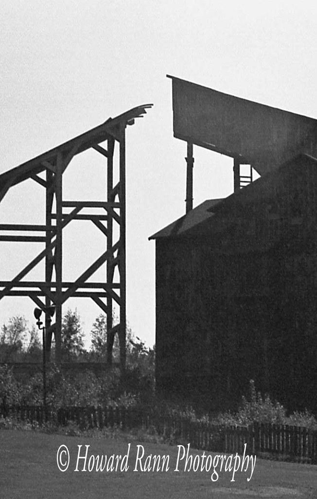 Black & White Slide (205)