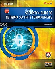 CompTIA Security+ Guide to Network Security Fundamentals 5th Edition by Mark Ciampa