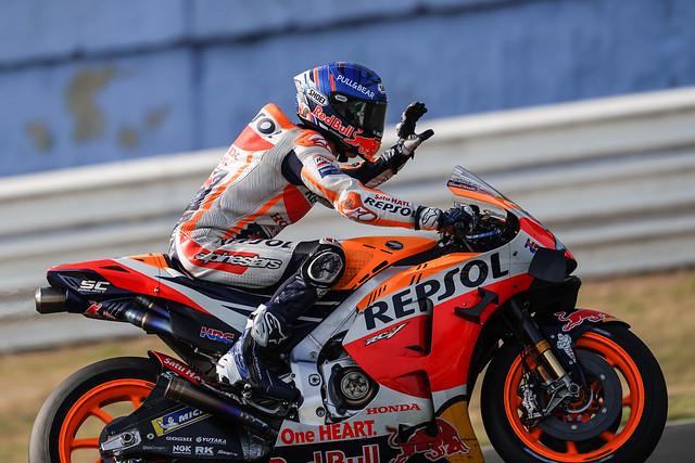 Álex Márquez. GP de Emilia Romagna 2020
