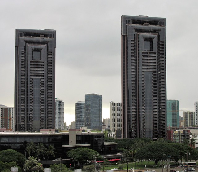 Honolulu High Rises