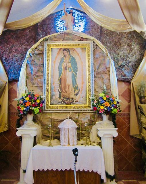 Our Lady of Guadalupe Mission, Yuma, Arizona