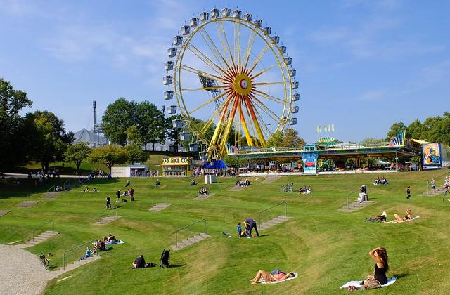 Munich - Olympiapark