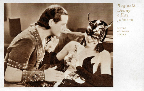 Kay Johnson and Reginald Denny in Madam Satan (1930)